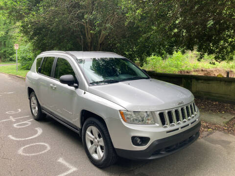 2011 Jeep Compass for sale at Bull City Auto Sales and Finance in Durham NC