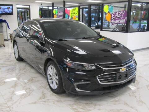 2016 Chevrolet Malibu for sale at Dealer One Auto Credit in Oklahoma City OK