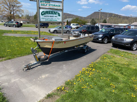 1987 North Port Microcraft for sale at Greens Auto Mart Inc. in Wysox PA