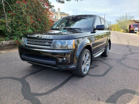 2010 Land Rover Range Rover Sport for sale at BUY RIGHT AUTO SALES in Phoenix AZ