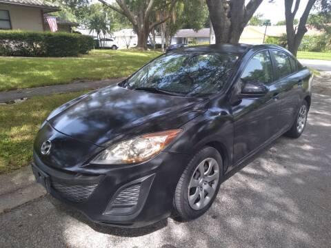2011 Mazda MAZDA3 for sale at Low Price Auto Sales LLC in Palm Harbor FL