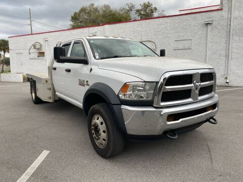 2016 RAM Ram Chassis 4500 for sale at Consumer Auto Credit in Tampa FL
