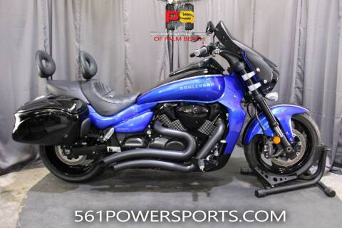 2017 Suzuki Boulevard M109R B.O.S.S. for sale at Powersports of Palm Beach in Hollywood FL