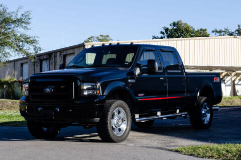 2007 Ford F-350 Super Duty for sale at Exquisite Auto in Sarasota FL