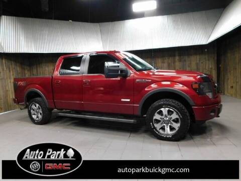 2014 Ford F-250 Super Duty for sale at Cj king of car loans/JJ's Best Auto Sales in Troy MI