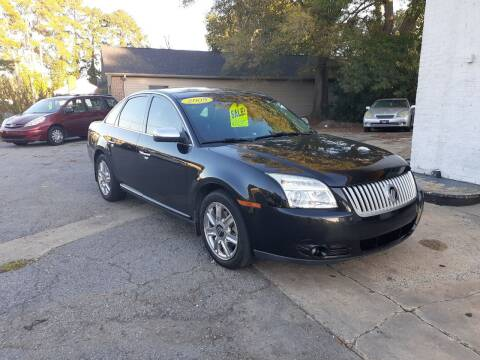 2009 Mercury Sable for sale at PIRATE AUTO SALES in Greenville NC