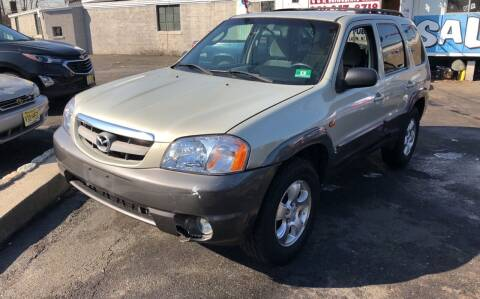 2003 Mazda Tribute for sale at G&K Consulting Corp in Fair Lawn NJ