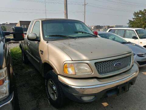 2000 Ford F-150 for sale at Tower Motors in Brainerd MN