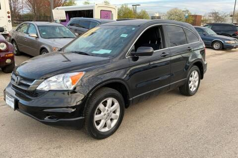 2011 Honda CR-V for sale at Niewiek Auto Sales in Grand Rapids MI
