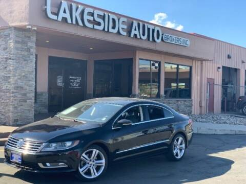 2013 Volkswagen CC for sale at Lakeside Auto Brokers in Colorado Springs CO