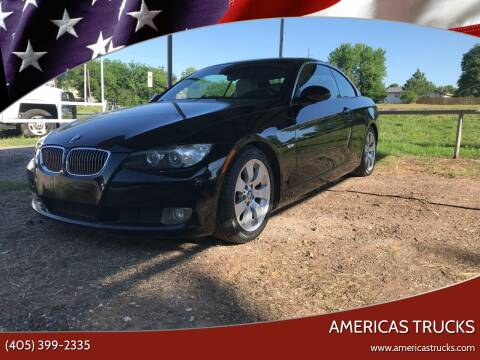2007 BMW 3 Series for sale at Americas Trucks in Jones OK