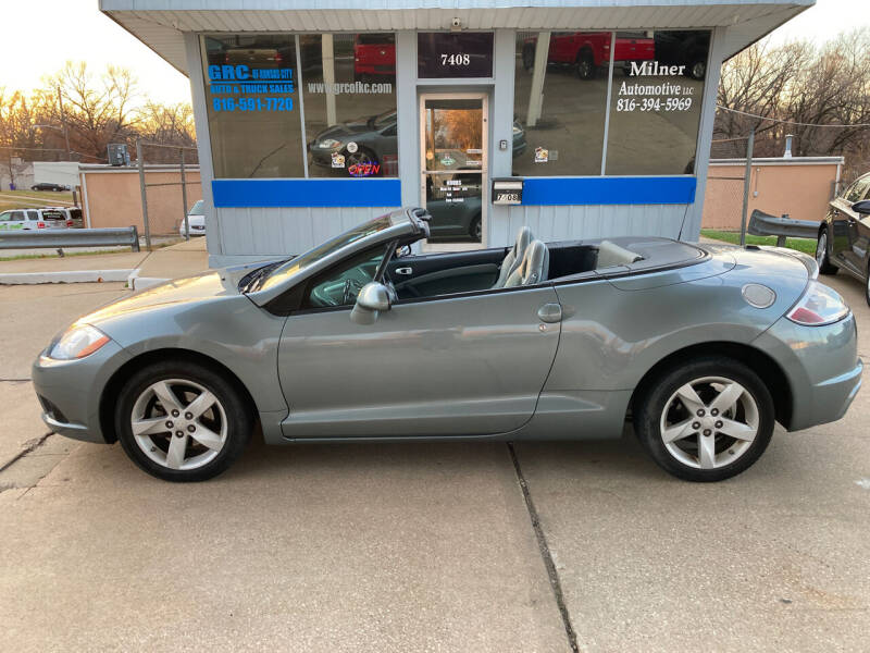 2009 Mitsubishi Eclipse Spyder for sale at GRC OF KC in Gladstone MO