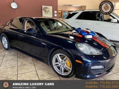 2013 Porsche Panamera for sale at Amazing Luxury Cars in Snellville GA