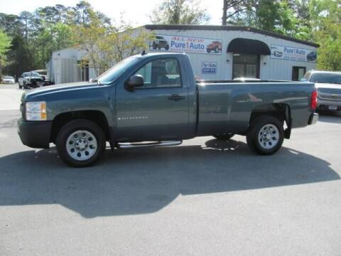2008 Chevrolet Silverado 1500 for sale at Pure 1 Auto in New Bern NC
