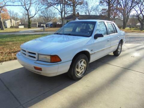 1994 Dodge Spirit for sale at D & P Sales LLC in Wichita KS