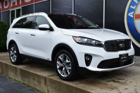 2019 Kia Sorento for sale at Alfa Romeo & Fiat of Strongsville in Strongsville OH