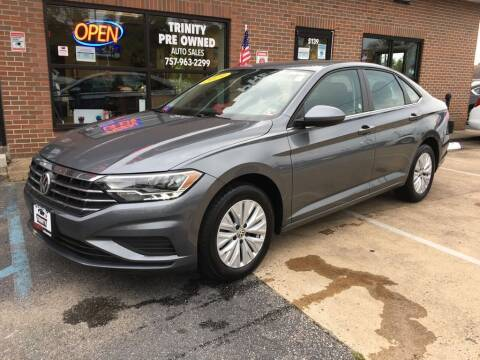 2019 Volkswagen Jetta for sale at Bankruptcy Car Financing in Norfolk VA