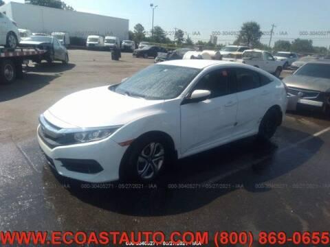 2017 Honda Civic for sale at East Coast Auto Source Inc. in Bedford VA