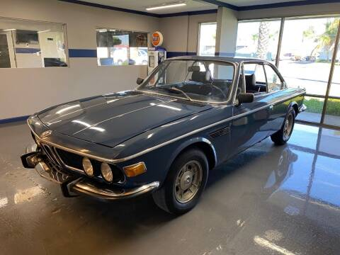 1973 BMW 3.0 CS Sunroof Coupe for sale at Gallery Junction in Orange CA