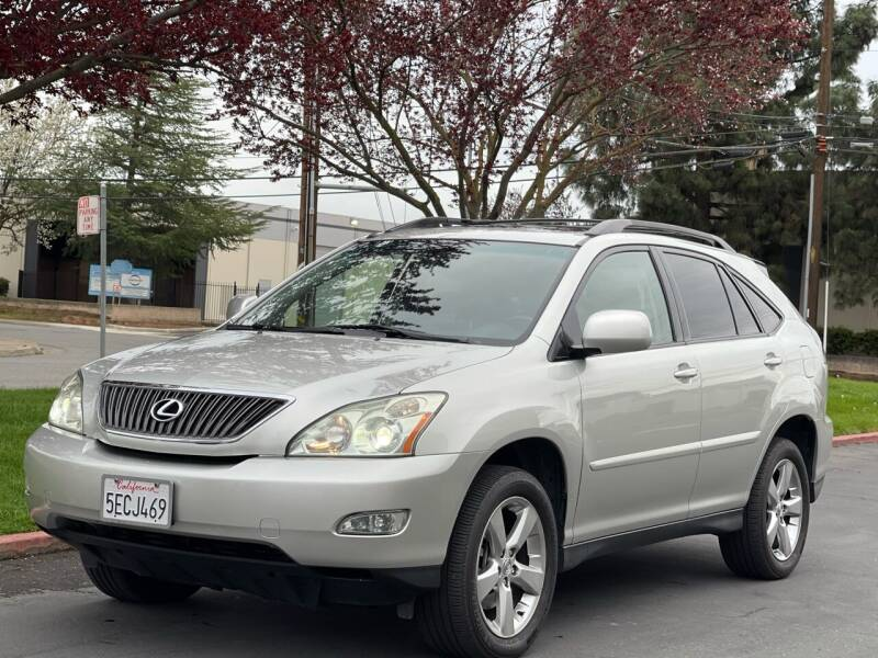 2004 Lexus RX 330 for sale at AutoAffari LLC in Sacramento CA
