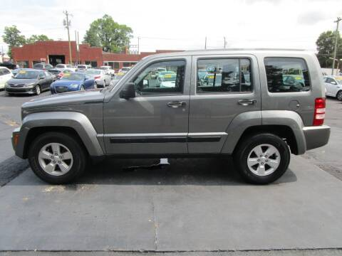 2012 Jeep Liberty for sale at Taylorsville Auto Mart in Taylorsville NC
