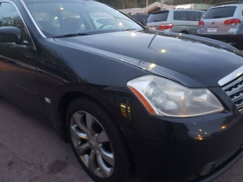 2006 Infiniti M35 for sale at Gordon Auto Sales LLC in Sioux City IA