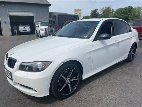 2007 BMW 3 Series for sale at HUFF AUTO GROUP in Jackson MI
