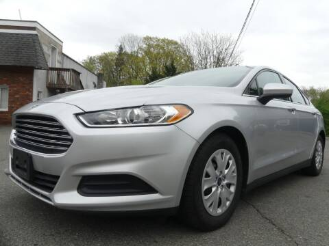 2014 Ford Fusion for sale at P&D Sales in Rockaway NJ