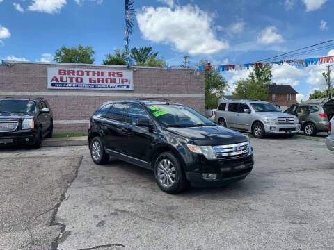 2007 Ford Edge for sale at Brothers Auto Group in Youngstown OH