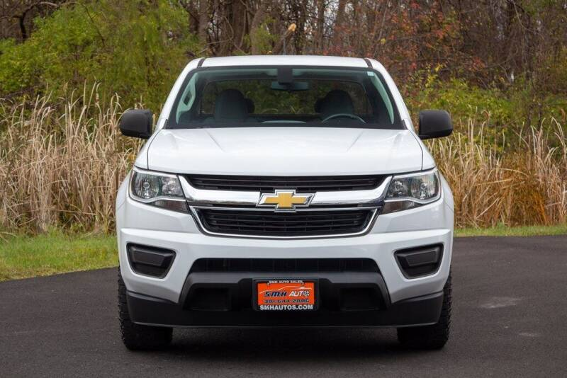 2015 Chevrolet Colorado 4x2 Work Truck 4dr Extended Cab 6 ft. LB - Frederick MD