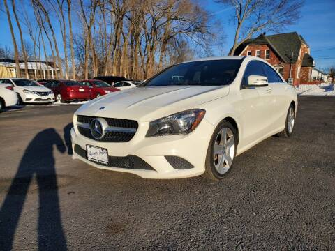 2015 Mercedes-Benz CLA for sale at AFFORDABLE IMPORTS in New Hampton NY