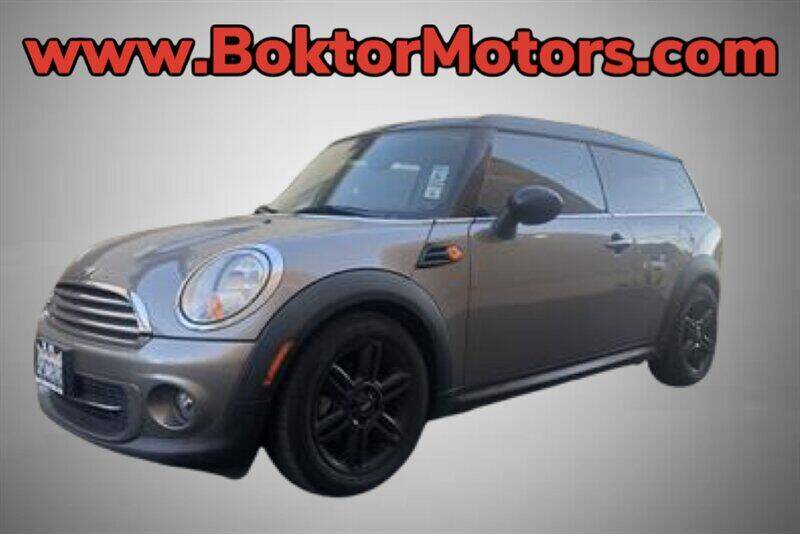 2012 MINI Cooper Clubman for sale at Boktor Motors in North Hollywood CA