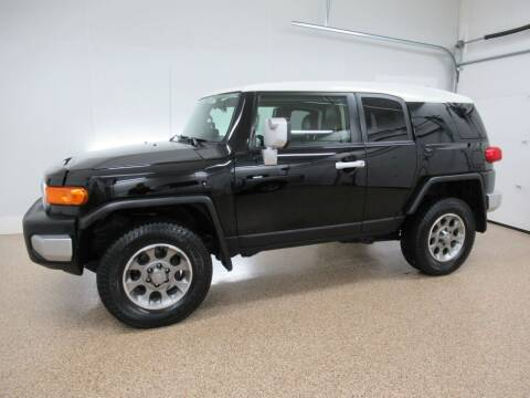 2011 Toyota FJ Cruiser for sale at HTS Auto Sales in Hudsonville MI