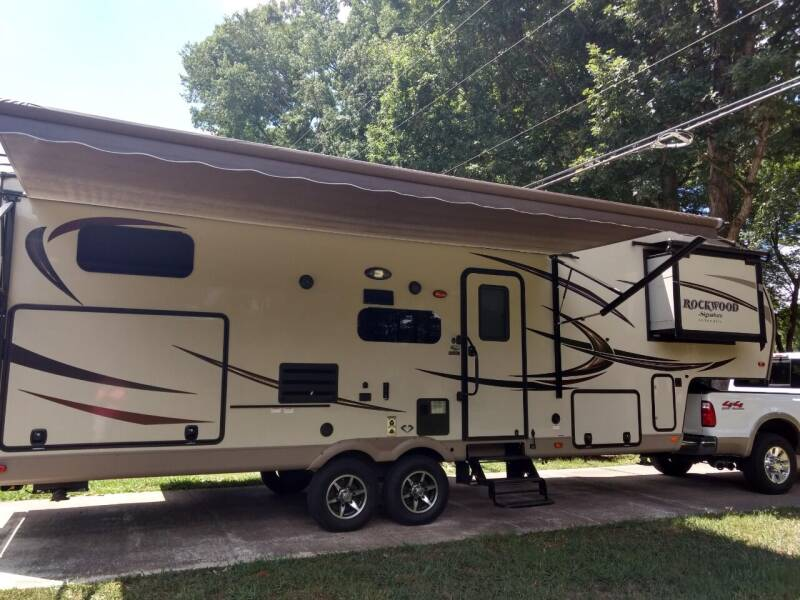 2017 Rockwood RLF8291WS for sale at Oak Grove Auto Sales in Kings Mountain NC