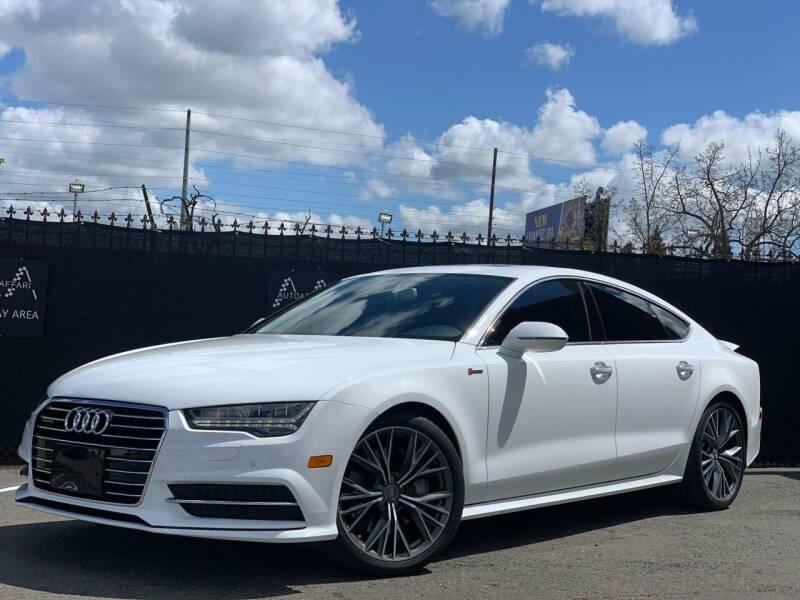2016 Audi A7 for sale at AutoAffari LLC in Sacramento CA