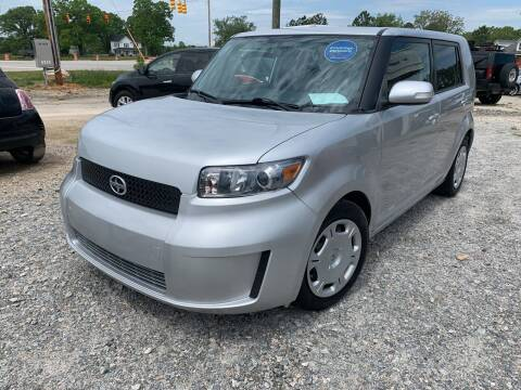 2008 Scion xB for sale at Samet Performance in Louisburg NC