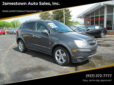 2013 Chevrolet Captiva Sport for sale at Jamestown Auto Sales, Inc. in Xenia OH