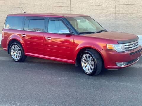 2009 Ford Flex for sale at XCELERATION AUTO SALES in Chester VA