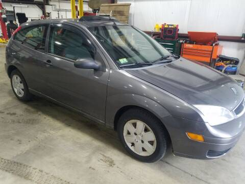 2006 Ford Focus for sale at Hometown Automotive Service & Sales in Holliston MA