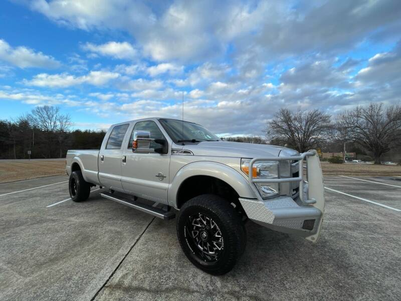 2014 Ford F-350 Super Duty for sale at Priority One Auto Sales in Stokesdale NC