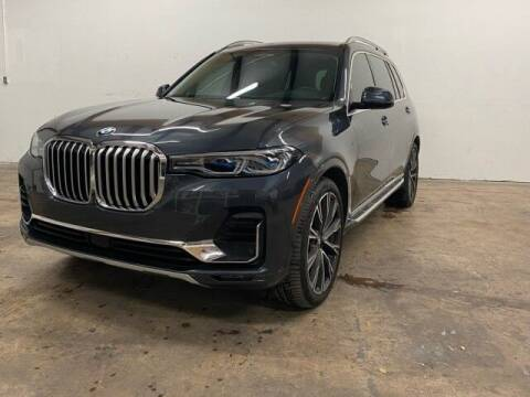 2019 BMW X7 for sale at FDS Luxury Auto in San Antonio TX