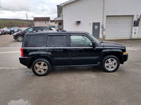2007 Jeep Patriot for sale at ROUTE 119 AUTO SALES & SVC in Homer City PA