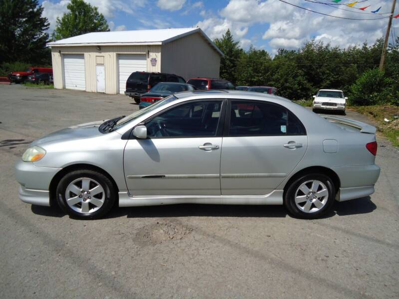 2004 Toyota Corolla for sale at On The Road Again Auto Sales in Lake Ariel PA
