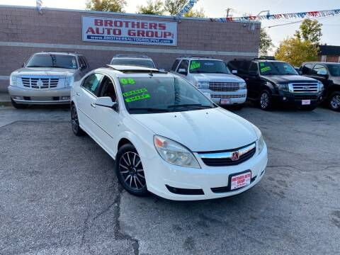 2008 Saturn Aura for sale at Brothers Auto Group in Youngstown OH