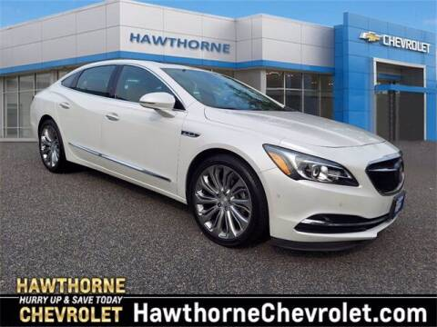 2018 Buick LaCrosse for sale at Hawthorne Chevrolet in Hawthorne NJ