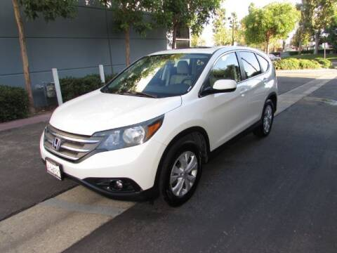 2013 Honda CR-V for sale at Pennington's Auto Sales Inc. in Orange CA