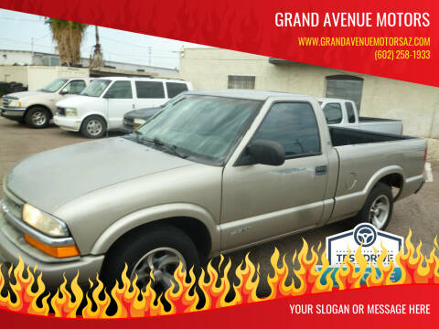 1999 Chevrolet S-10 for sale at Grand Avenue Motors in Phoenix AZ
