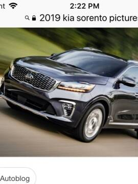 2019 Kia Sorento for sale at Primary Motors Inc in Commack NY