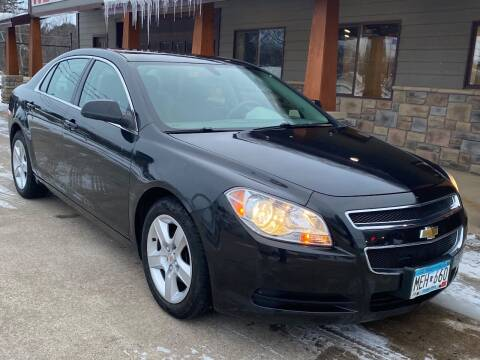 2011 Chevrolet Malibu for sale at Affordable Auto Sales in Cambridge MN