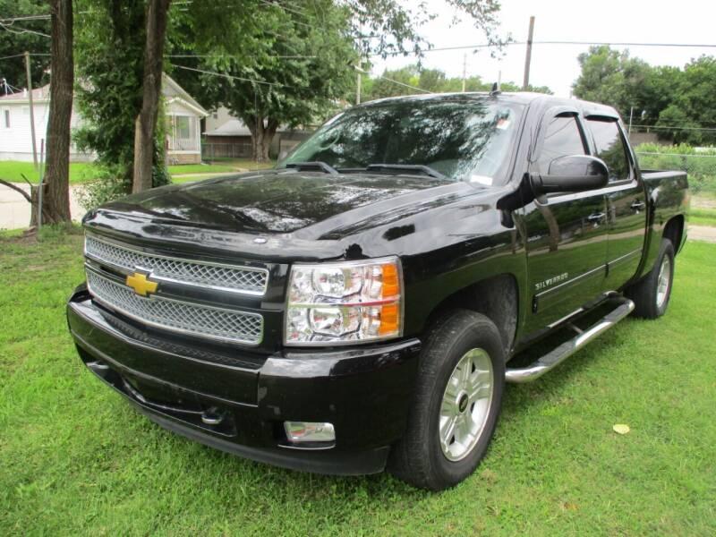 2013 Chevrolet Silverado 1500 for sale at Dons Carz in Topeka KS